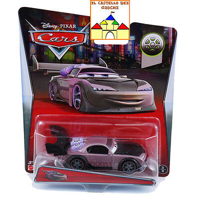CARS Personaggio BOOST in Metallo scala 1:55 by Mattel Disney Pixar