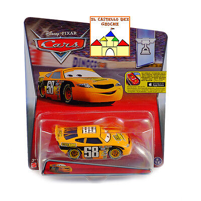 CARS Personaggio BILLY OILCHANGER in Metallo scala 1:55 by Mattel Disney Pixar