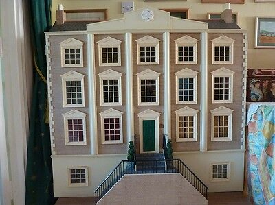 The Priory Dolls house - Fully furnished