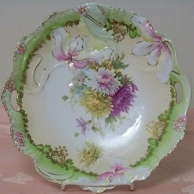 Rare R.S. Prussia Hidden Image Plate / Bowl