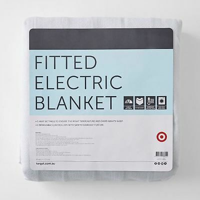NEW Target Fitted Electric Blanket