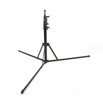 Adjustable 4 Section Photo Video Studio Compact 7Ft Lighting Light Stand Support