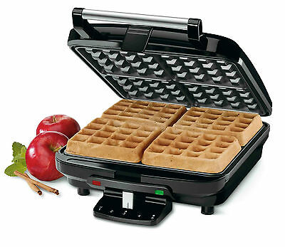 CUISINART 4 Slice Belgian Waffle Maker RRP $119.95 SAVE