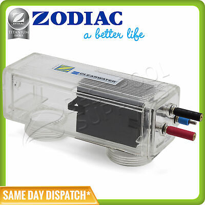 Zodiac El1 / El-1 Chlorinator Replacement Cell - Genuine