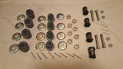 N.O.S. M151 Complete Front and Rear Suspension Bushing Set Jeep M151A2 G838