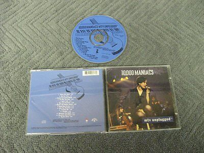 10000 Maniacs mtv unplugged - CD Compact Disc