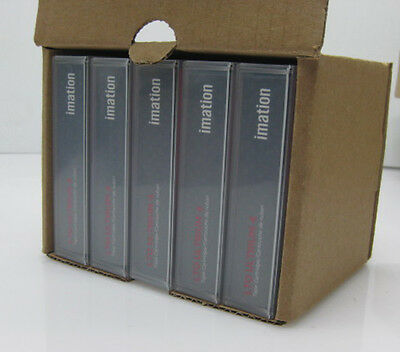 One box of 20 Imation 26592 LTO-4 Ultrium 800GB/1.6TB Tape Cartridges Brand New