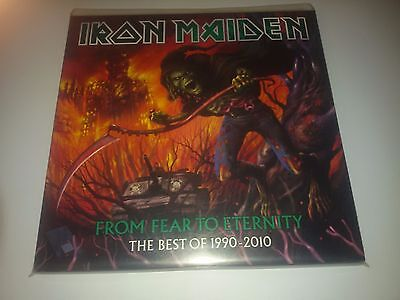 "Iron Maiden-From Fear To Eternity 3X12""lp Picture Disc Limited Edition"