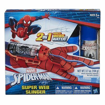 Spider-Man Web Shooter mit Handschuh