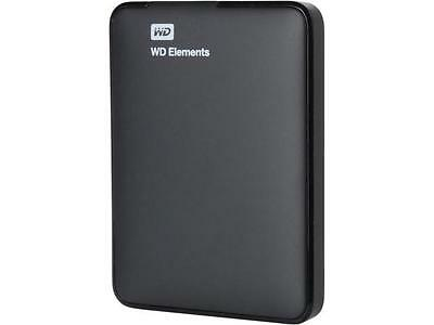 WD 500GB Elements Portable External Hard Drive USB 3.0 - WDBUZG5000ABK