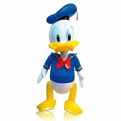 52cm Donald Duck Inflatable Soft Balloon Toy Large Disney Clubhouse Figure