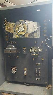 Antique IBM International Business Machines Master Clock Model  90-9, IBM 90-9