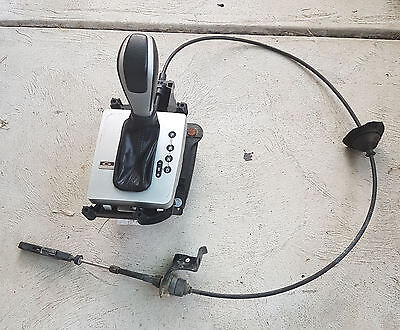 Ford BF Mk2 Falcon XT 6 Speed Auto T-Bar Shifter Assembly + Cable
