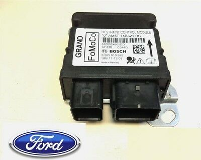 Ford Focus Airbag Ecu Module Crash Data Reset Service