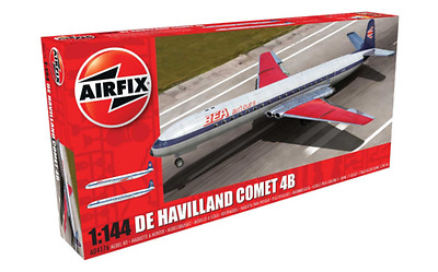 A04176 Airfix De Havilland Comet 4B Plastic Model Kit 1:72 Scale - New UK