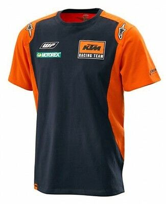 Ktm T-Shirt Replica Team Tee 2017 Size L 3Pw1856004