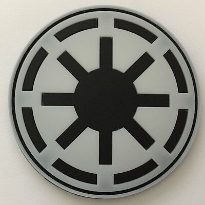 Star Wars Galactic Republic USA Military Army Tactical Morale OPS Badge Patch