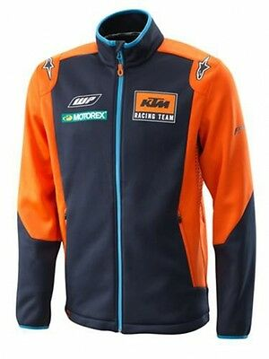 Ktm Giacca  Replica Team Softshell Jacket 2017 Size L 3Pw1851204