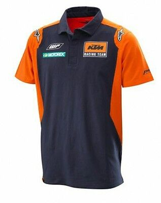 Ktm Replica Team Polo 2017 Size M 3Pw1857003