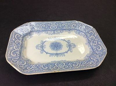 Beautiful Antique R. M. W. Oval Serving Dish
