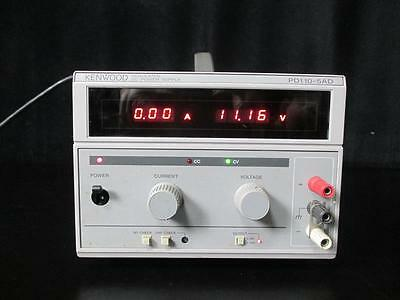 Kenwood Regulated DC Power Supply PD110-5AD