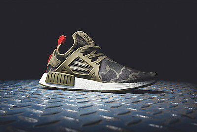 f70ebecac ADIDAS NMD XR1 PK Duck Green Camo Olive Cargo New DS Men Size 7-13 ...