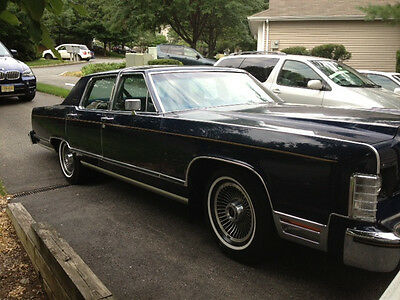 1979 Lincoln Continental - Collectors Series