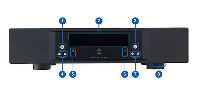 Linn Majik DSM 3 HDMI 2.0  4k  ampli/streamer musicale Hi End colore black