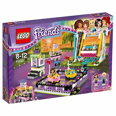 NEW LEGO Friends Amusement Park Bumper Car 41133
