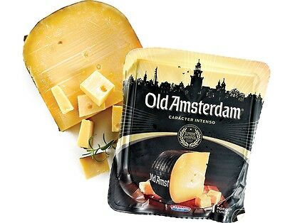 1 Pack of Cured Cheese OLD AMSTERDAM / Free Shipping / Tracking number