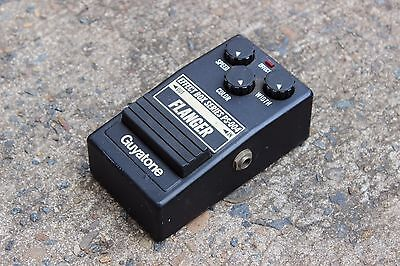 1980's Guyatone PS-004 Flanger MIJ Japan Vintage Effects Pedal