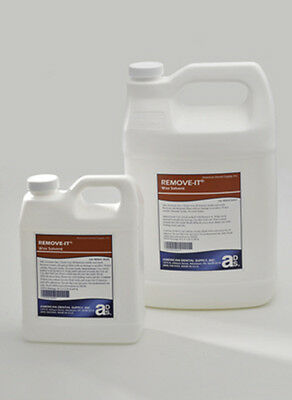 REMOVE-IT WAX SOLVENT- PINT For Denture Molds & Die Lubricants