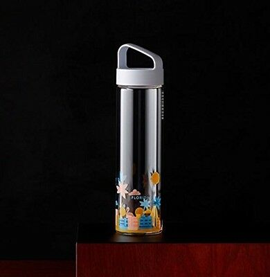 Starbucks You Are Here Collection Florida 2015 18.5 oz. Glass Water Bottle