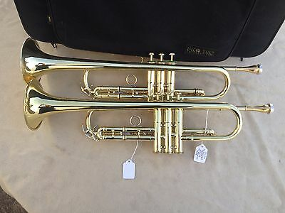 Two Olds Mendez Trumpets