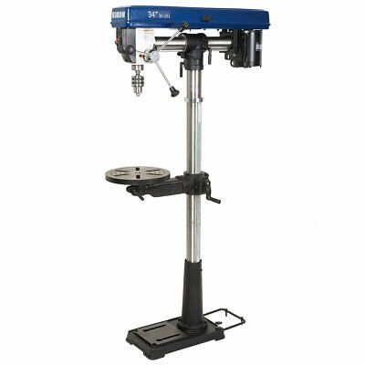 RIKON 30-251 110-Volt 34-Inch 1-Hp Heavy Duty Powerful Floor Radial Drill Press