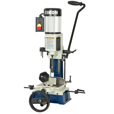 RIKON 34-260 120-Volt 1/2 HP Bench Top Mortiser with X / Y Adjustable Table