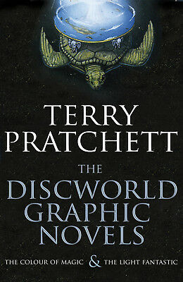 Terry Pratchett - The Discworld Graphic Novels (Hardback) 9780385614276
