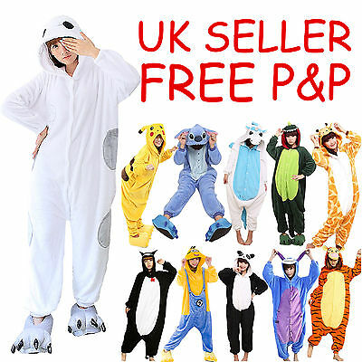 Fancy Dress Cosplay  Adult Unisex  Kigurumi Pyjamas Animal Sleepwear1