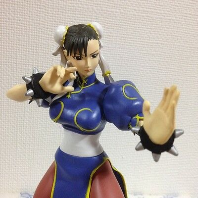 Capcom vs SNK Figure Street Fighter Chun-Li
