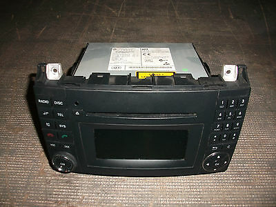Mercedes Sprinter 2006-2014 Radio Stereo Cd Player Vw Crafter Mf2830 1699002000