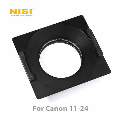 NiSi 180mm Square Filter Holder Specially For CANON 11-24mm Lens