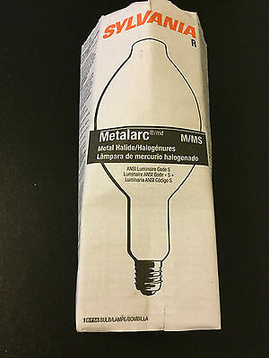 SYLVANIA/U 1000W Watt METAL HALIDE LAMP Light BULB M/MS Metalarc