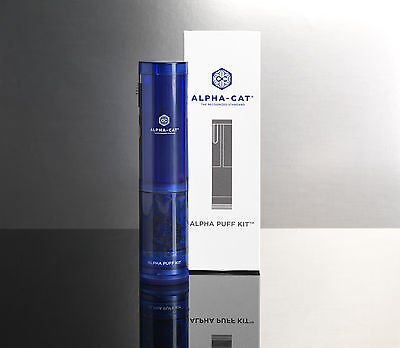 Alpha Puff Kit All in one smoking solution BRAND NEW