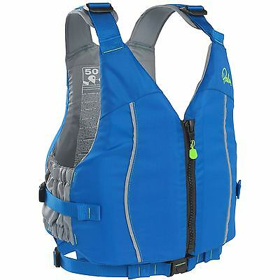 Palm Quest PFD Kayak Buoyancy Aid 2017 - Blue