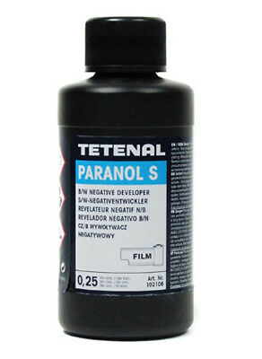 TETENAL PARANOL S B&W Negative Developer 250ml