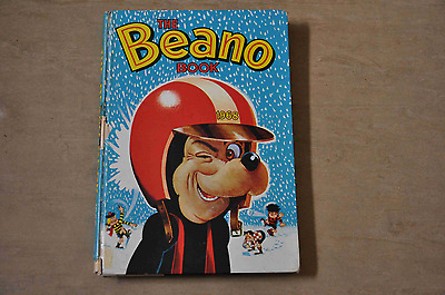 The Beano Book 1968 - price unclipped
