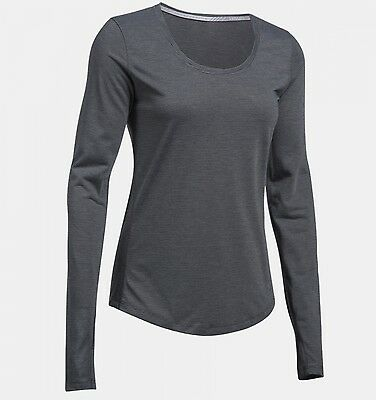Under Armour Charged Run Damen Shirt