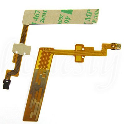 1Pc Lens Line Focus Aperture Flex Cable Connector For Canon EF-S 18-55mm IS II