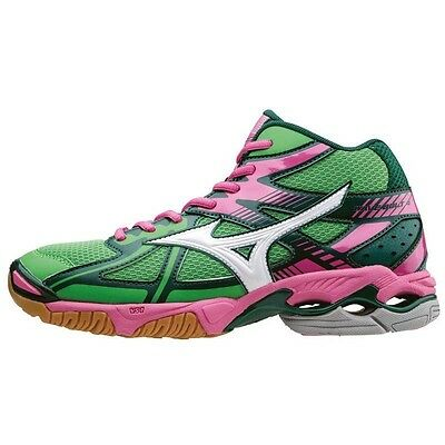 Scarpe Volley Donna Mizuno Wave Bolt 4 Mid Supersconto 30%