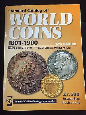 Standard Catalog of World Coins 1801-1900, George S. Cuhaj and Thomas Michael